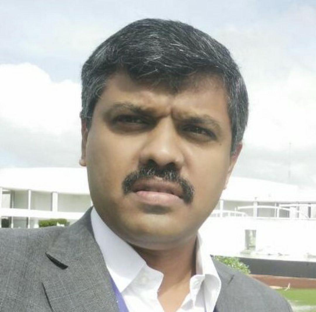 பாலாஜி வரதராஜன்