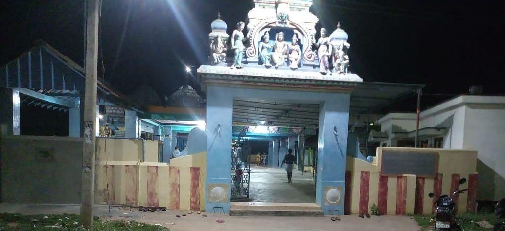 கமலா ஹாரிஸ் குலதெய்வக் கோயில்