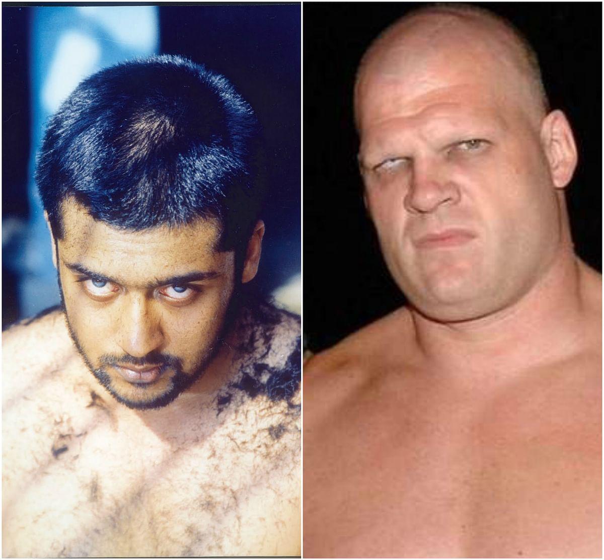 சூர்யா vs கெய்ன்