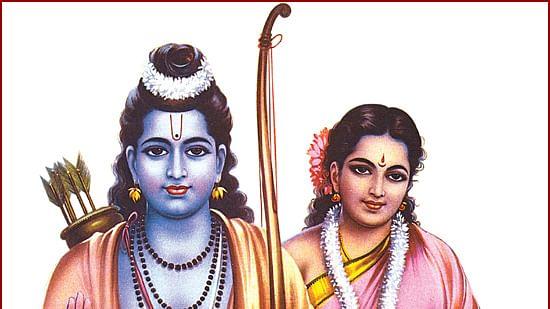 ராமன் சீதை