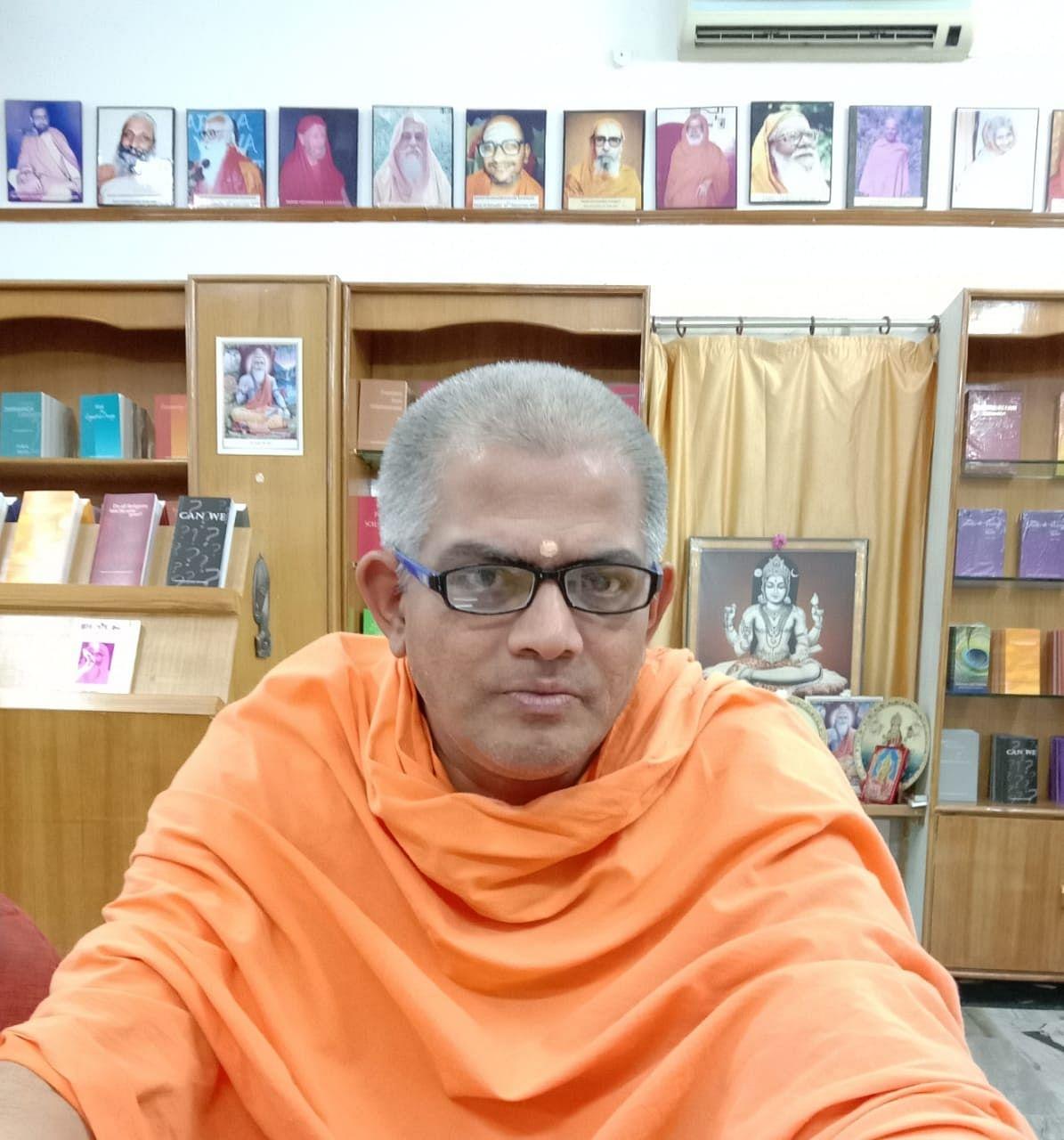 சுவாமி சதேவானந்த சரஸ்வதி