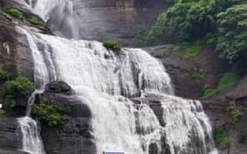 தென்காசி: `ஆர்ப்பரிக்கும் அருவிகள்; ஆளில்லா குற்றால சீஸன்!' - கலங்கும் வியாபாரிகள்