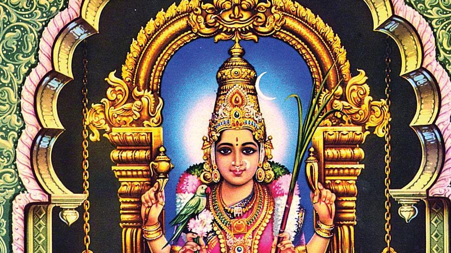 காமாக்ஷிதேவி