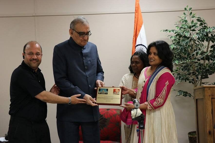 தமிழ்த் தோழன் விருது