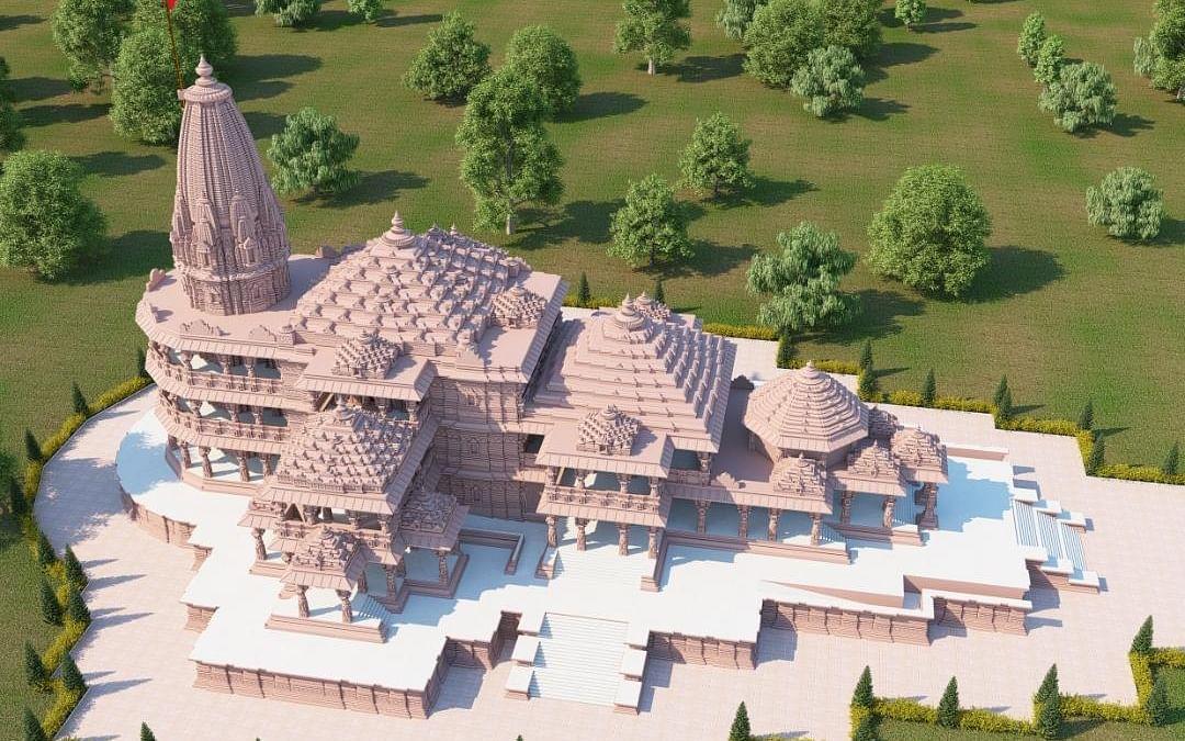 161 அடி உயரம், 318 தூண்கள், 300 கோடி... பிரமாண்டமாகத் தயாராக இருக்கும் அயோத்தி ராம் மந்திர்!