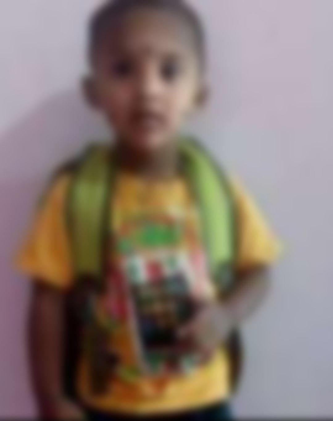 குழந்தை பிருத்விராஜ்