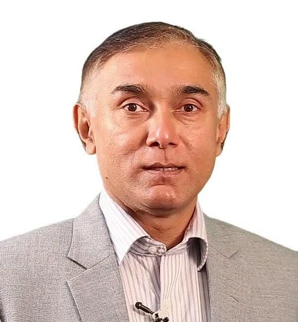 தொற்றுநோய் மருத்துவர் ராம் கோபால் கிருஷ்ணன்
