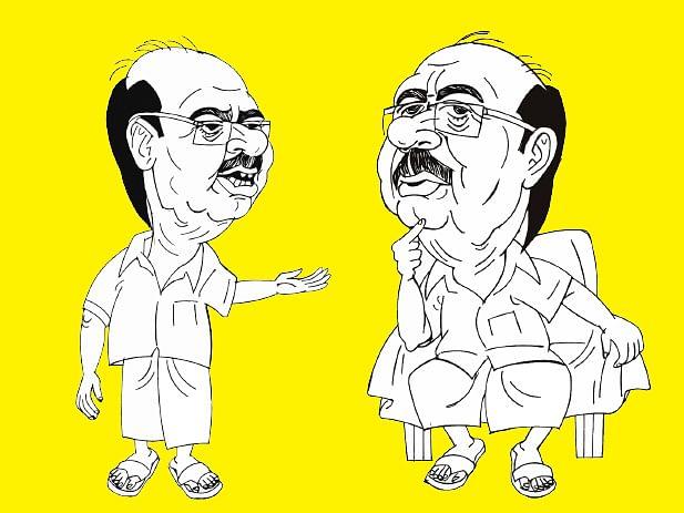 """``கதை கேளு கதை கேளு..."""" மாற்றிப் பேசும் ராமதாஸ் - ஒரு ரீவைண்ட் பார்வை!"""