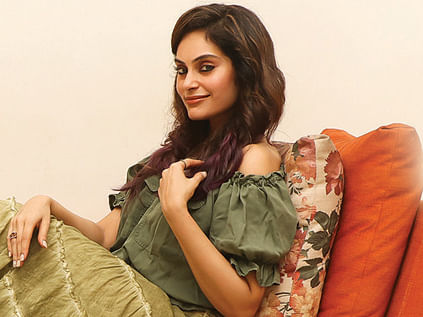 நடிப்பு செட் ஆகலை, பிசினஸ்ல பெஸ்ட் ஆகணும்! - நடிகை ஸ்ருதிகா