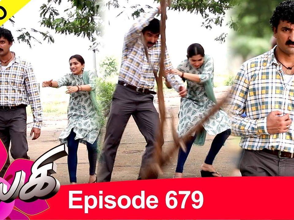 Naayagi Episode 679 | நாயகி பாகம் 679 | Tamil Serial | Nayaki / Nayagi | 08/09/2020