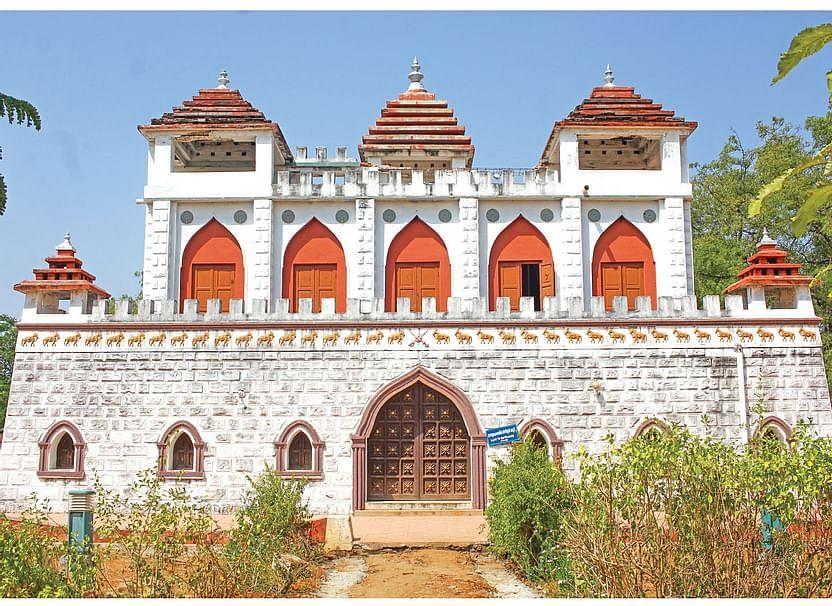 கட்டபொம்மன் கோட்டை