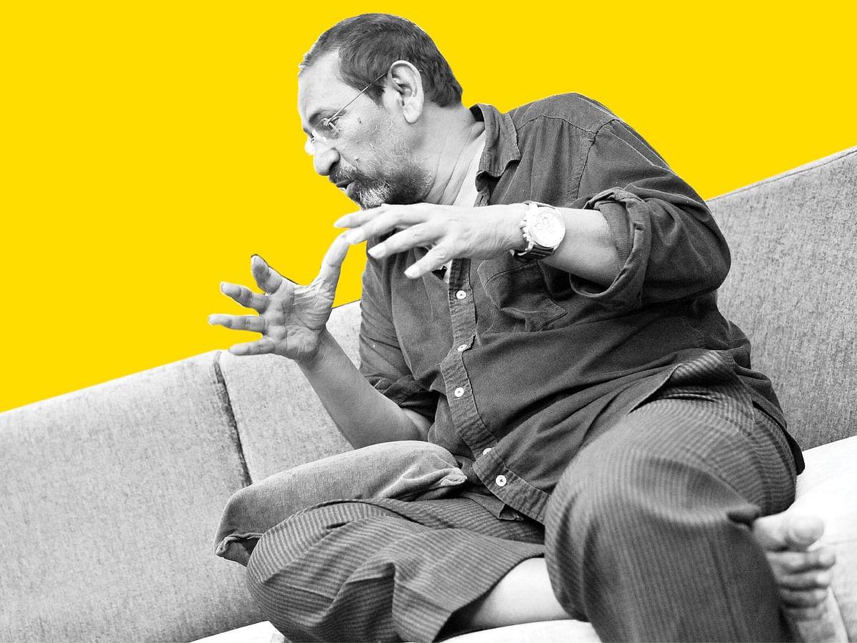 ``இல்லாததைத் தேடுகிறார் கமல்... ரஜினி வரமாட்டார்!'' - எஸ்.பி.ஜனநாதன் பேட்டி
