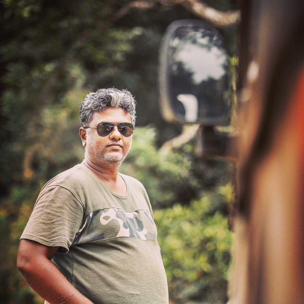 வினோத் / Vinoth Sriramulu