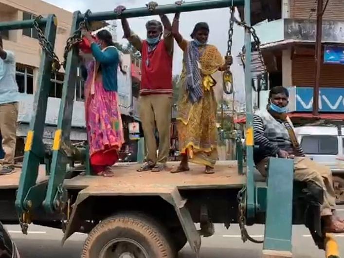 `கொத்தடிமைகளா தூய்மைப் பணியாளர்கள்?' - சர்ச்சையில் கோத்தகிரி பேரூராட்சி