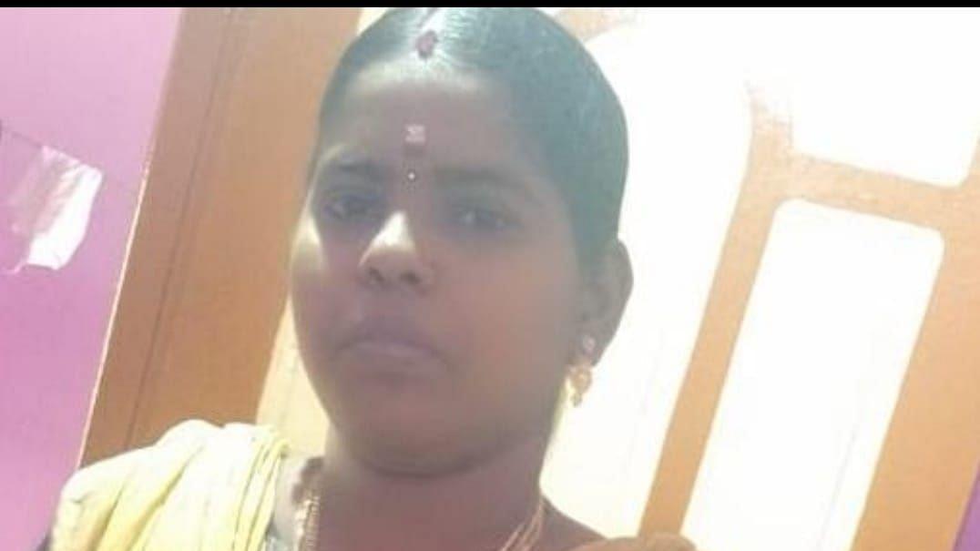 மாநகராட்சிப் பெண் ஊழியர் வைஷாலி
