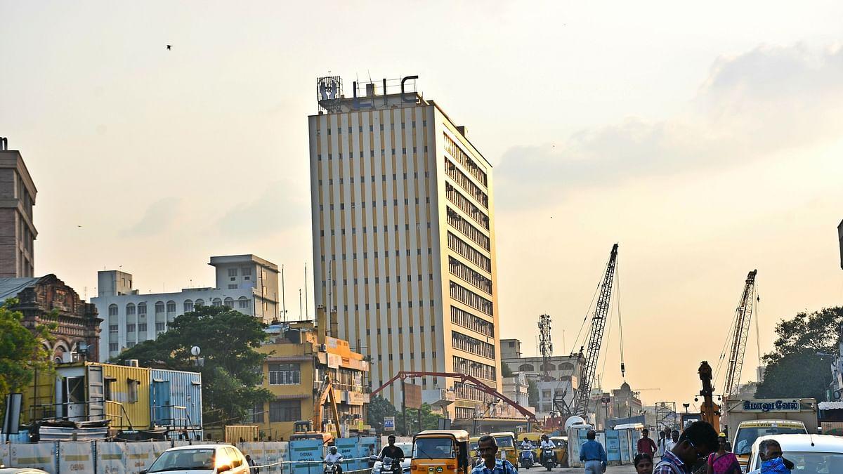 LIC Building in Chennai