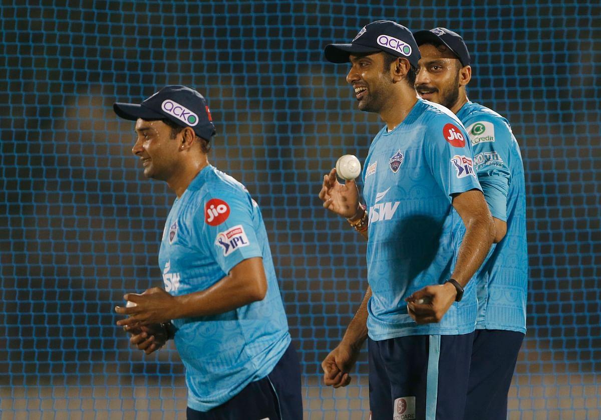 Amit Misra, Ashwin, Axar Patel