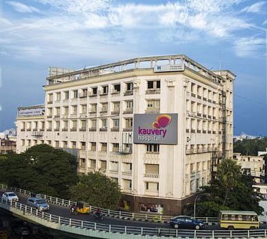 காவேரி மல்டிஸ்பெஷாலிட்டி மருத்துவமனை