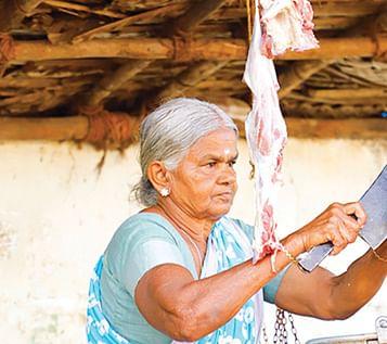 செல்லம்மாள் பாட்டி