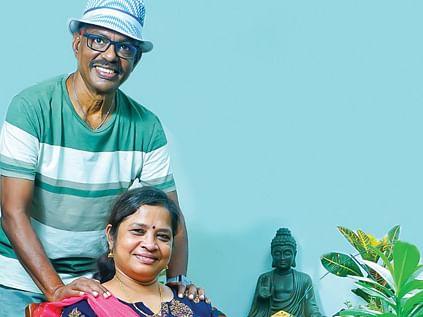 ஐம்பதில் மலர்ந்த அன்பு... இது ரீல் அல்ல; ரியல் காதல்