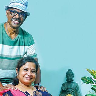 டாக்டர் ரவீந்திரன்-ராஜேஸ்வரி