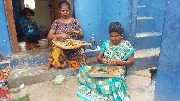 ராமலட்சுமி, முத்துக்குட்டி