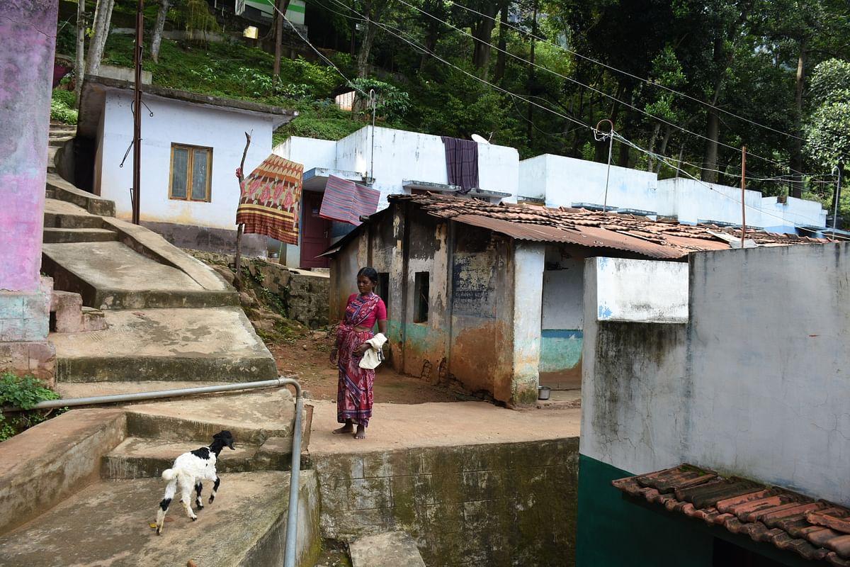 Puthukkad village