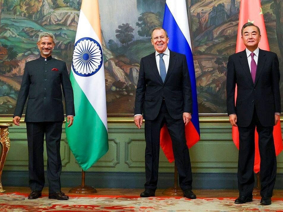India-China Faceoff: `இது இருநாடுகளுக்கும் உகந்ததல்ல!' - பிரச்னையைத் தீர்க்க 5 அம்சத் திட்டம்