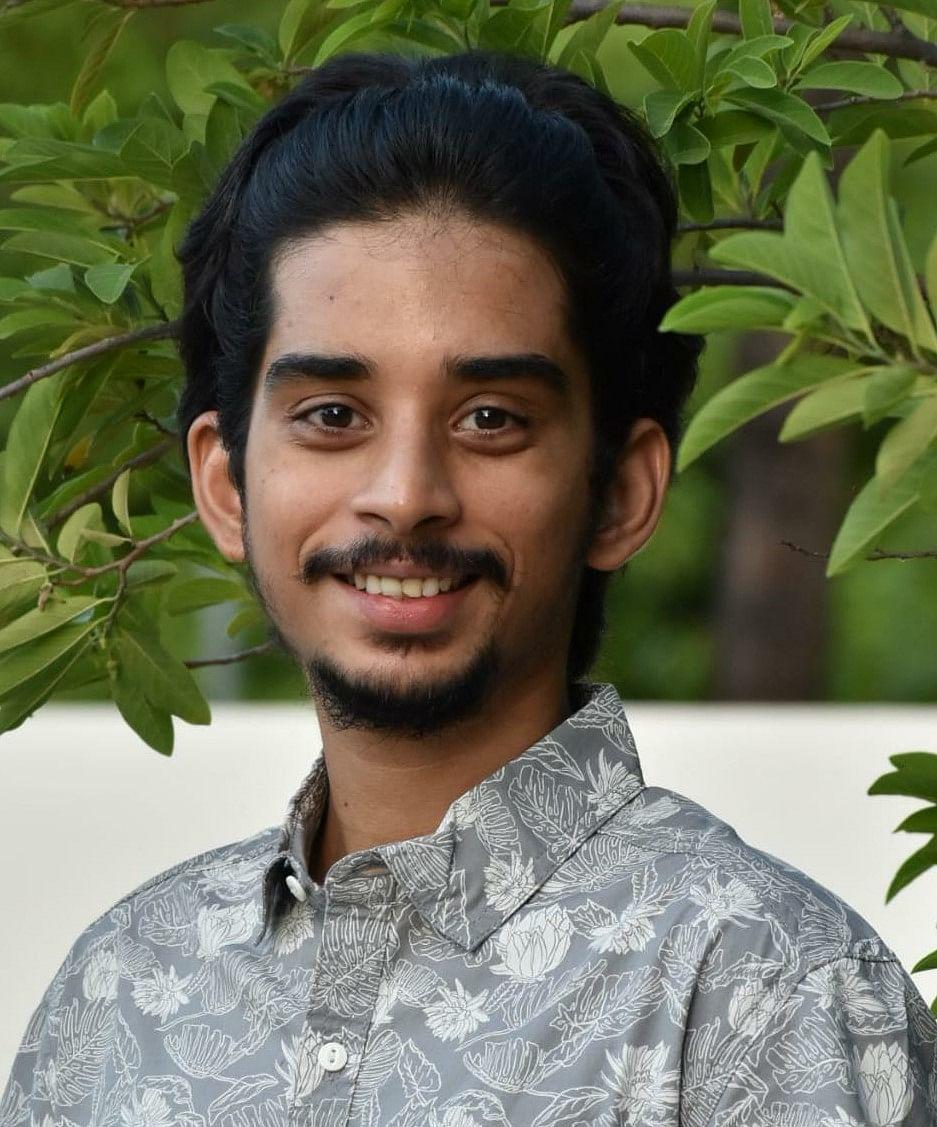 Mr. Sharan V, தேசிய வண்ணத்துப்பூச்சிக்கான தேர்வுக் குழுவின் உறுப்பினர்