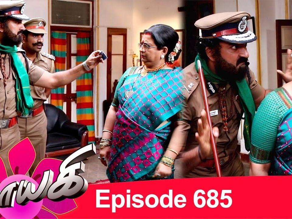 Naayagi Episode 685 | நாயகி பாகம் 685 | Tamil Serial | 16/09/2020
