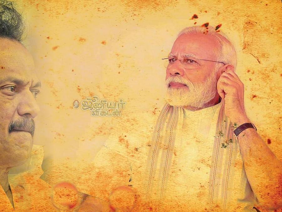 `ஆபத்து சூழ்ந்துள்ளது!' - பா.ஜ.க-வைக் கண்டு பயப்படுகிறதா தி.மு.க?
