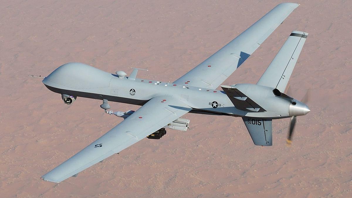 MQ-9A Reaper ட்ரோன்