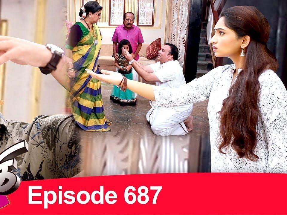 Naayagi Episode 687 | நாயகி பாகம் 687 | Tamil Serial | 18/09/2020