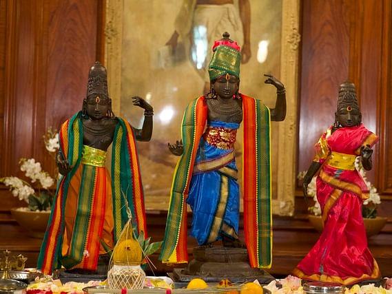 40 ஆண்டுகளுக்குப்பின் இங்கிலாந்திலிருந்து அனந்தமங்கலம் திரும்பும் ராமர் சிலை... கிடைத்தது எப்படி?