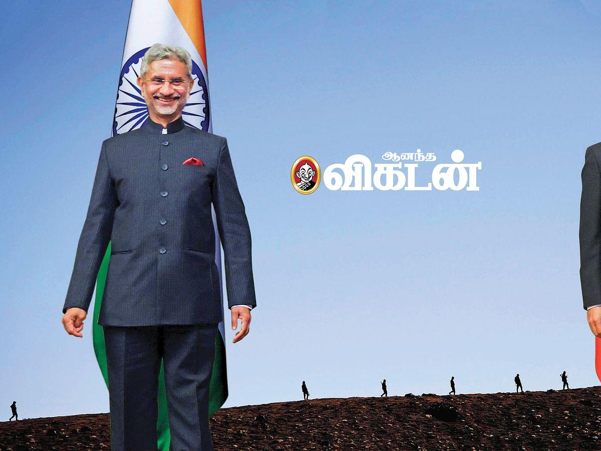 இந்தியா - சீனா... எப்போது முடியும் எல்லைப்பிரச்னை?