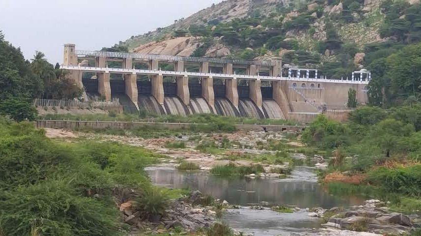கேஆர்பி அணை, கிருஷ்ணகிரி, தமிழ்நாடு