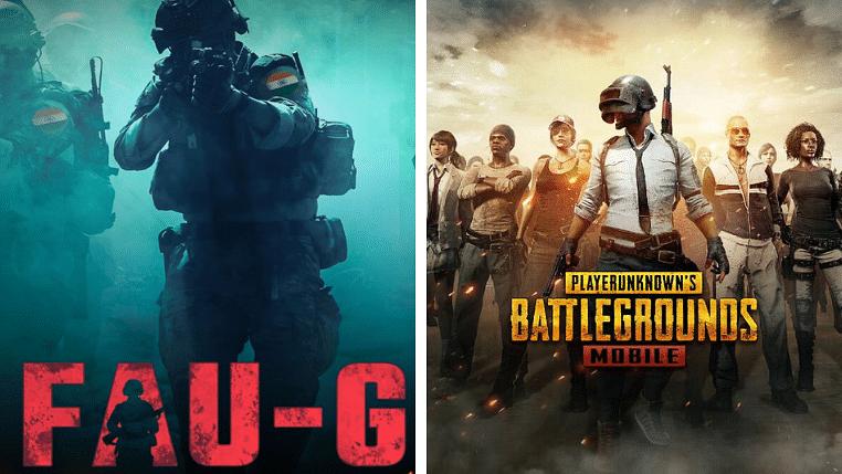 FAU-G vs PUBG