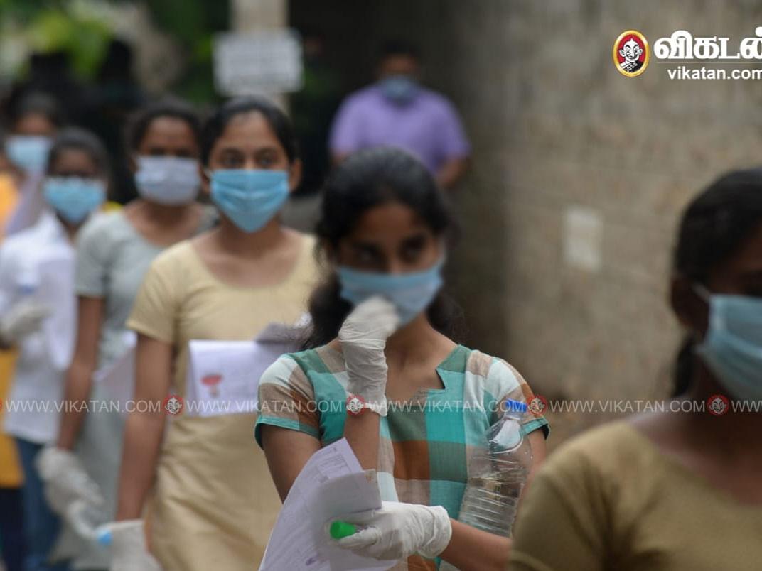 `தமிழ்நாட்டிற்கு நீட் தேர்வு தேவையில்லை!' - கருத்துக் கணிப்பில் 87% பேர் கருத்து