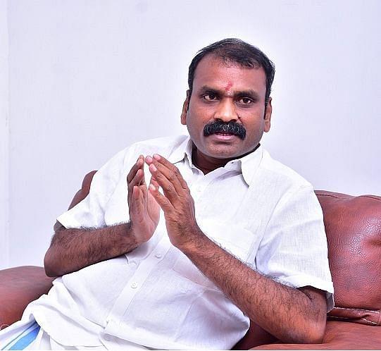 தமிழக பா.ஜ.க தலைவர் எல்.முருகன்