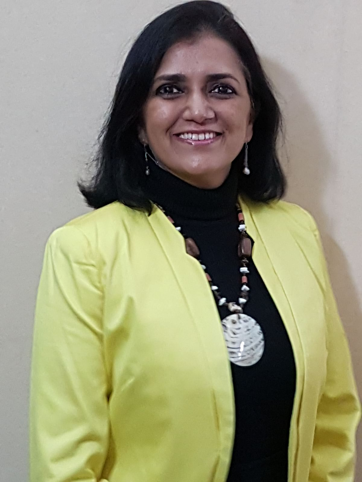 Dietitian Sheela Krishnaswamy