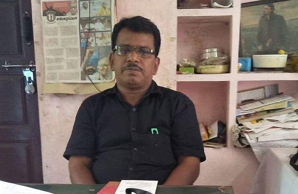சி.ஐ.டி.யு மாவட்டச் செயலாளர் மோகன்