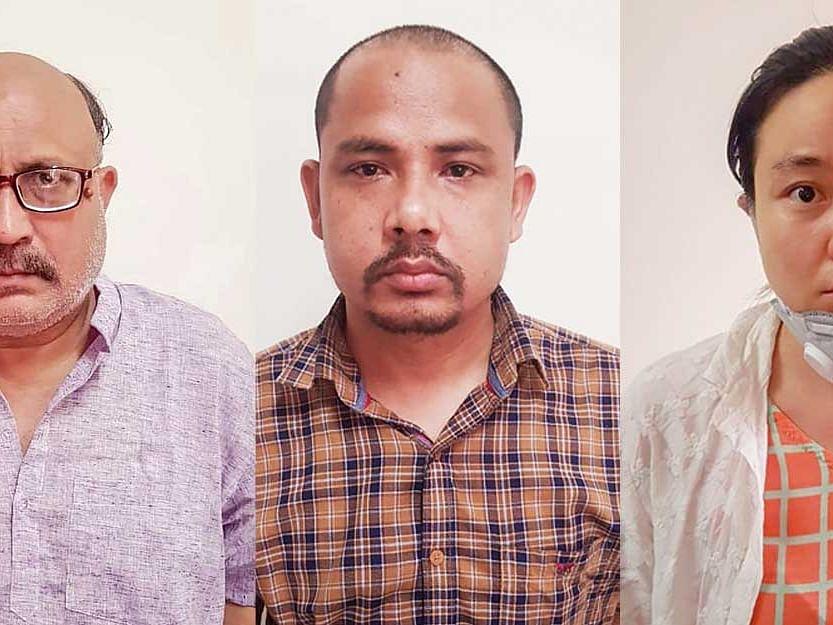 டெல்லி: `எல்லை விவகார ஆவணங்கள்; சீனத் தொடர்பு!' - ராஜீவ் சர்மா உட்பட மூவர் கைது