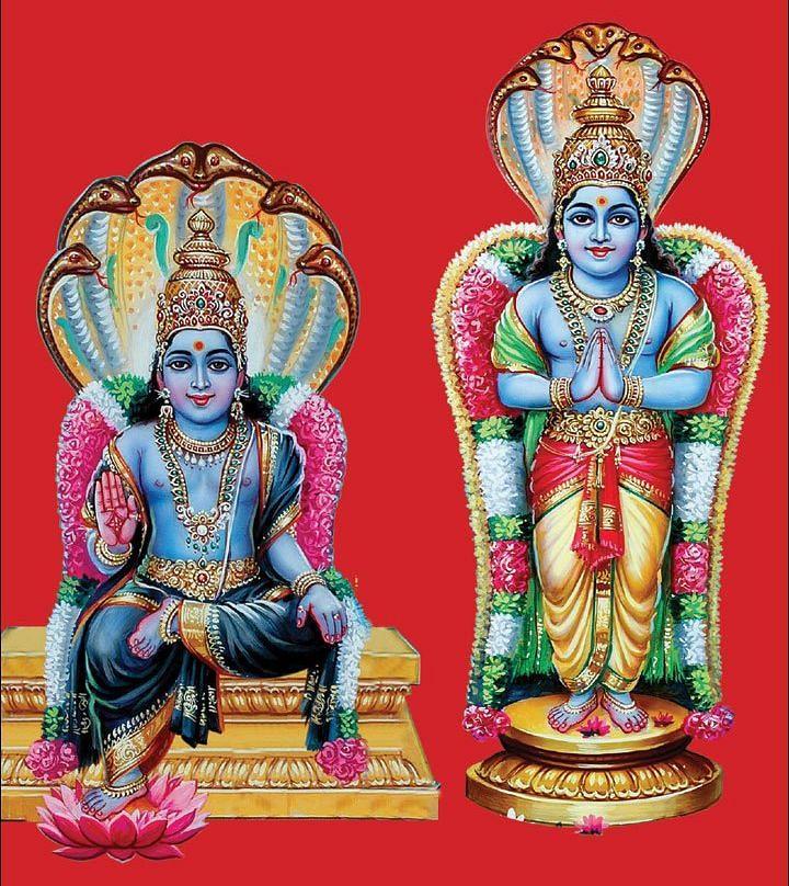 ராகு - கேது