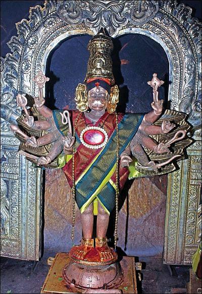 தசபுஜ ஆஞ்சநேயர்