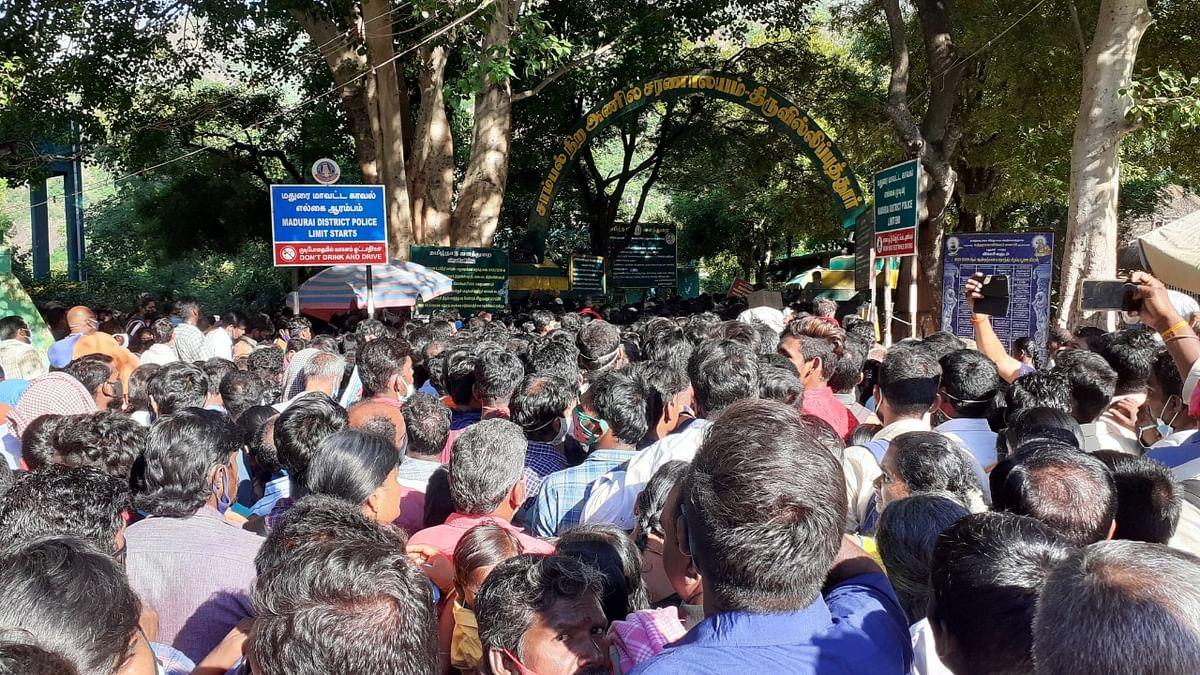 சதுரகிரி சுந்தர மகாலிங்கம் கோயில்