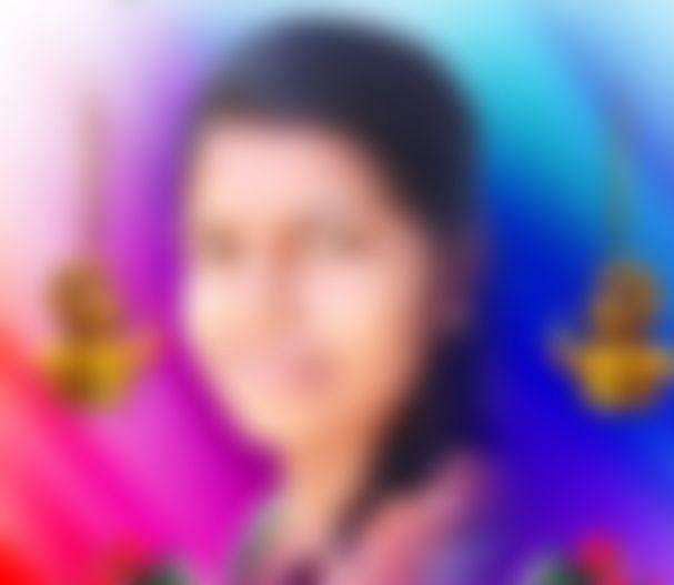 உயிரிழந்த மாணவி நித்யஸ்ரீ
