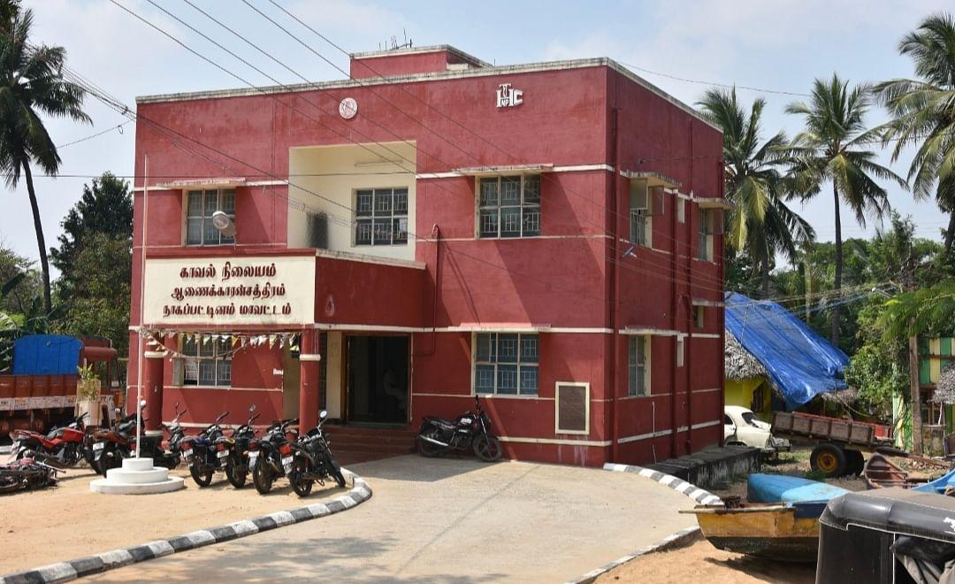ஆணைக்காரன் சத்திரம் காவல்நிலையம்