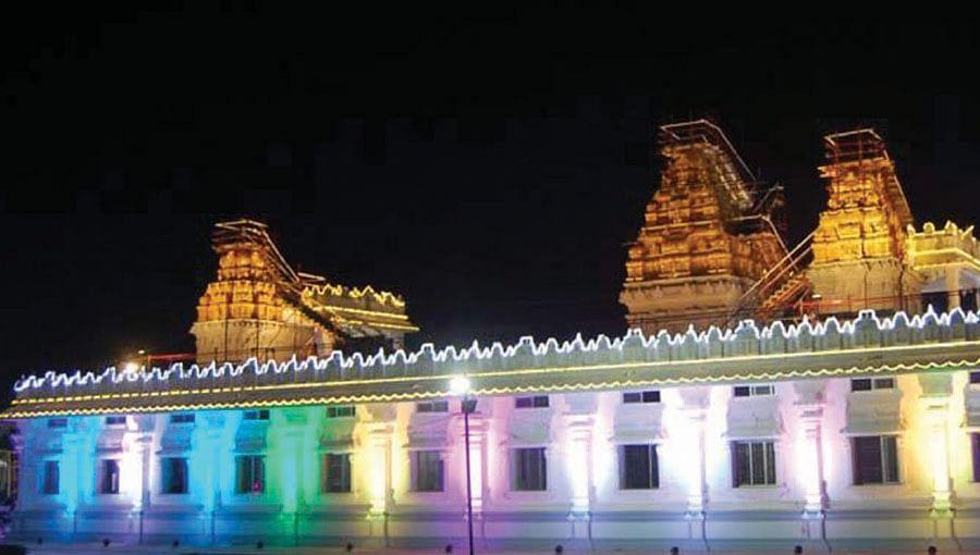 திருப்பதி வேங்கடேஸ்வரா சுவாமி திருக்கோயில்
