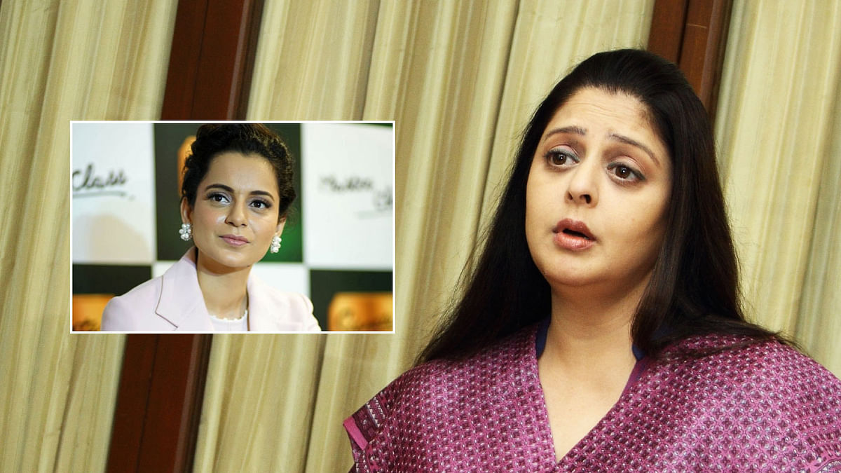 கங்கனா ரணாவத் - நக்மா