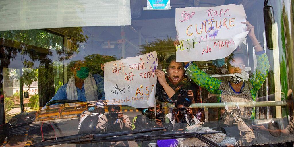 Protests in New Delhi